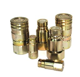 1/2 inch Flat Faced Couplings MISC-Couplings