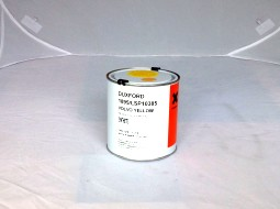 1 litre Volvo yellow paint LSP10385