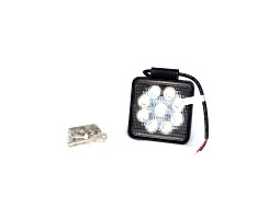 4 inch square work light WLS-27