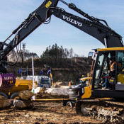 Volvo: Live it dig it - 10 and 11 May 2019